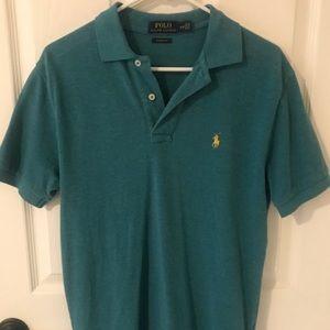 Green Ralph Lauren Polo Shirt
